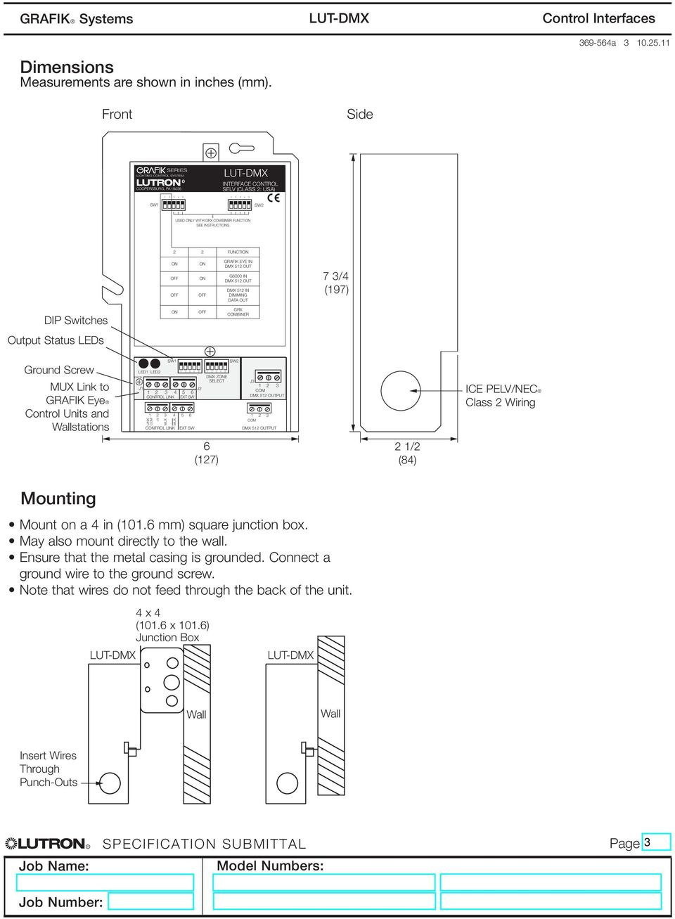 Dmx Wiring Touch And Go   Wiring Diagram