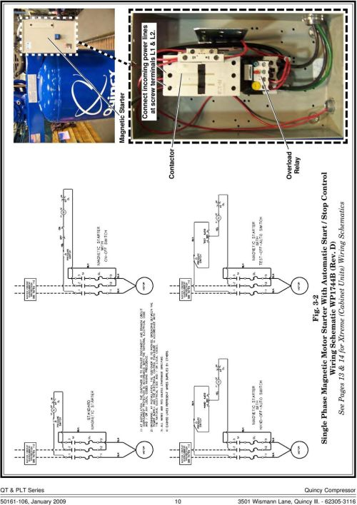 small resolution of quincy wiring diagrams wiring diagram mega quincy air pressor wiring diagram wiring diagram name quincy air