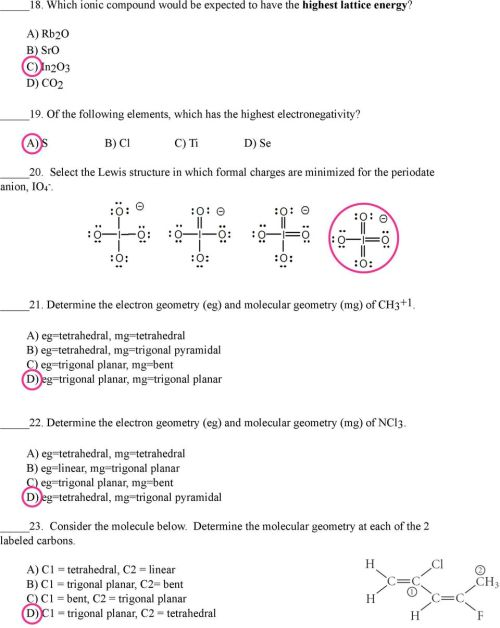 small resolution of determine the electron geometry eg and molecular geometry mg of ch3