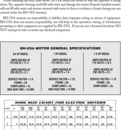 all bh usa s boat lift motors have a start capacitor mount with a [ 960 x 1571 Pixel ]