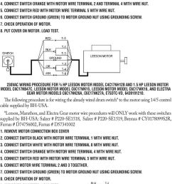 the following procedure is for wiring the already wired drum switch to the motor using [ 960 x 1536 Pixel ]