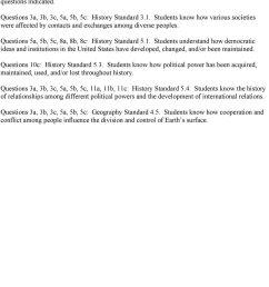 Second Grade The War of 1812 Assessment - PDF Free Download [ 1395 x 960 Pixel ]