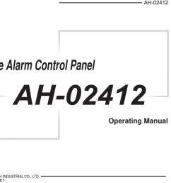 2 contents item page introduction and characteristics fire alarm system assembly diagram fire alarm signal flow chart panel descriptions standard detector  [ 960 x 835 Pixel ]