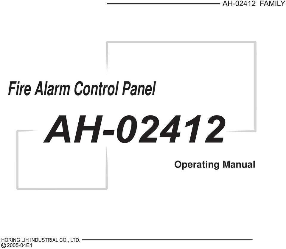 hight resolution of 2 contents item page introduction and characteristics fire alarm system assembly diagram fire alarm signal flow chart panel descriptions standard detector