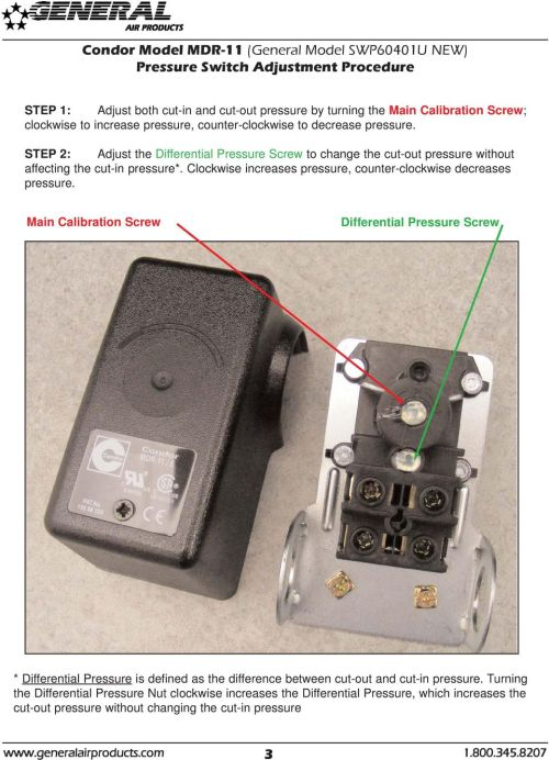 small resolution of clockwise increases pressure counter clockwise decreases pressure