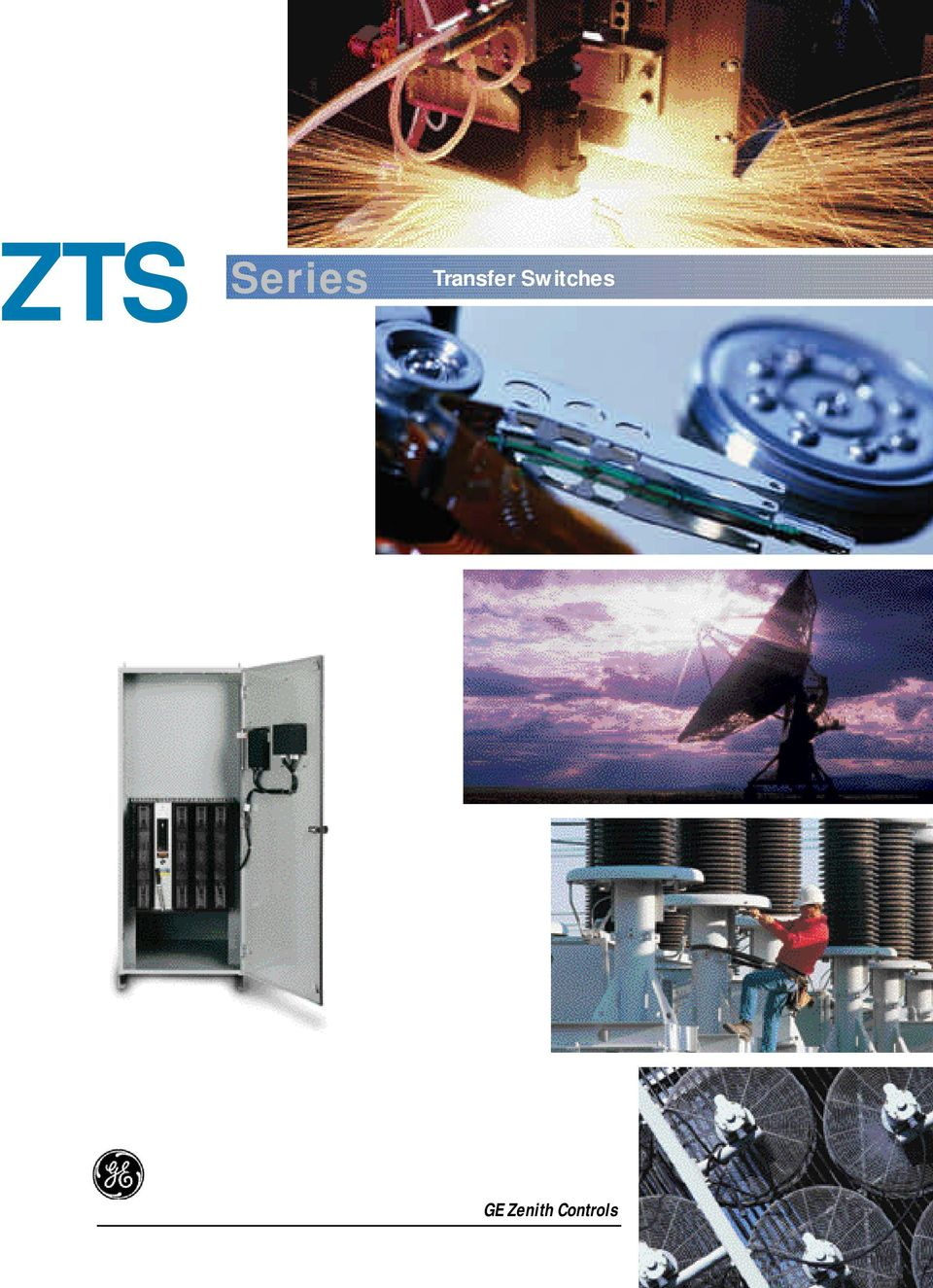 medium resolution of 2 zts series power ontrol equipment quality assurance from start to shipment since 92 ge zenith has designed products with customer satisfaction in mind