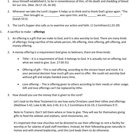 small resolution of Worksheet: Lesson 1 God s Plan of Salvation - PDF Free Download
