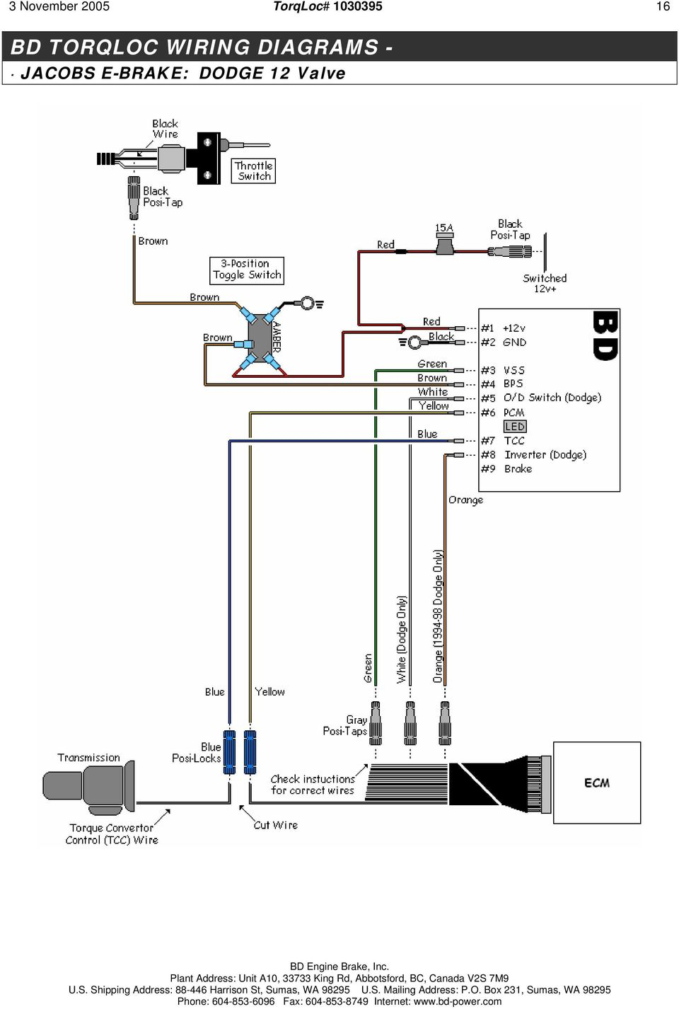 medium resolution of torqloc wiring diagrams