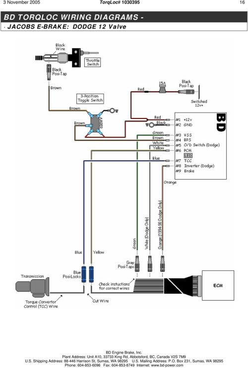 small resolution of torqloc wiring diagrams