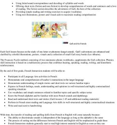 FRENCH IMMERSION GRADE ONE - PDF Free Download [ 1218 x 960 Pixel ]