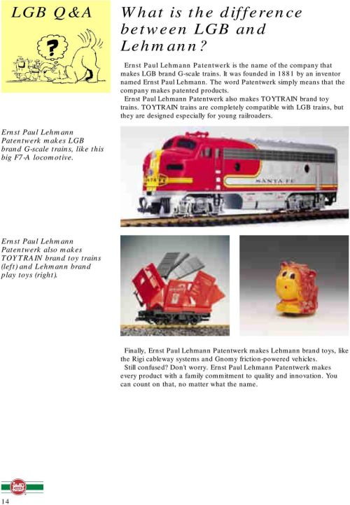 small resolution of ernst paul lehmann patentwerk also makes toytrain brand toy trains toytrain trains are completely compatible