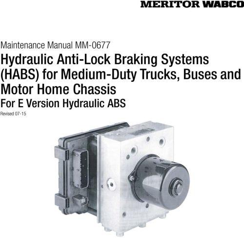 small resolution of meritor wabco hydraulic abs manual