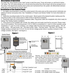 if the liquid level reaches alarm probe and mechanical float the system will differentiate between [ 960 x 1362 Pixel ]