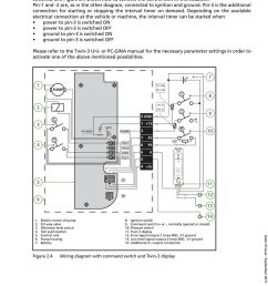 4 shows how to connect the control unit in this situation pin 1 and [ 960 x 1335 Pixel ]