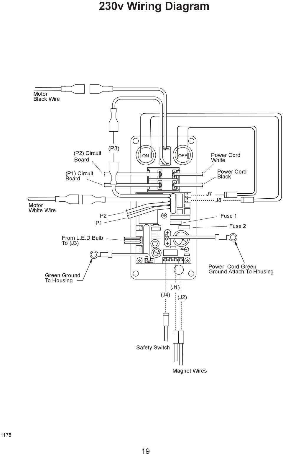 hight resolution of  hmd904 series portable magnetic drill pdf on hydraulic press wiring diagram cold saw wiring