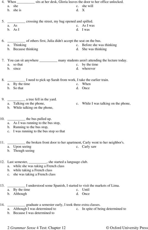small resolution of Chapter 12: Adverb Clauses and Adverb Phrases - PDF Free Download