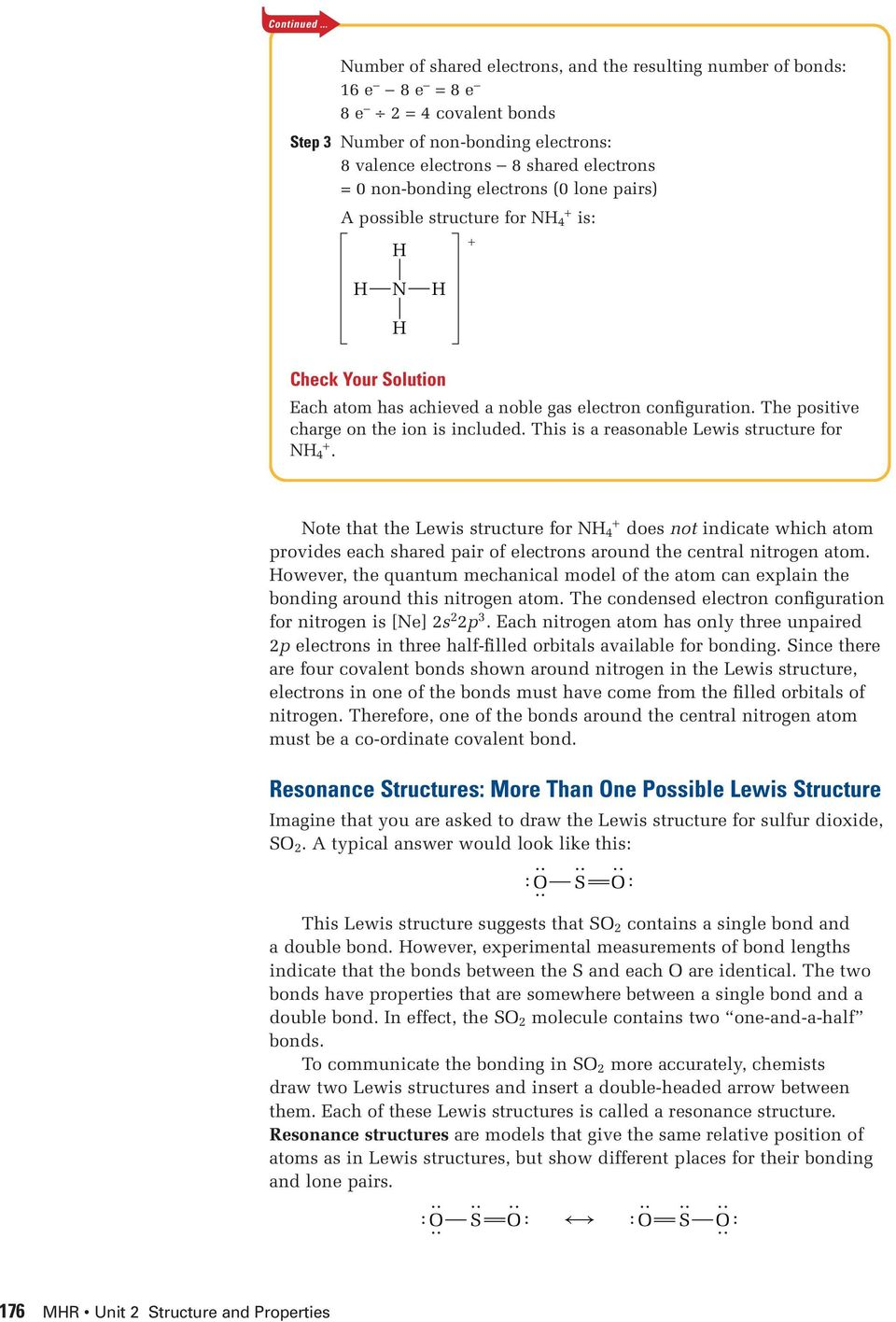 medium resolution of electrons 0 lone pairs possible structure for n 4 is n