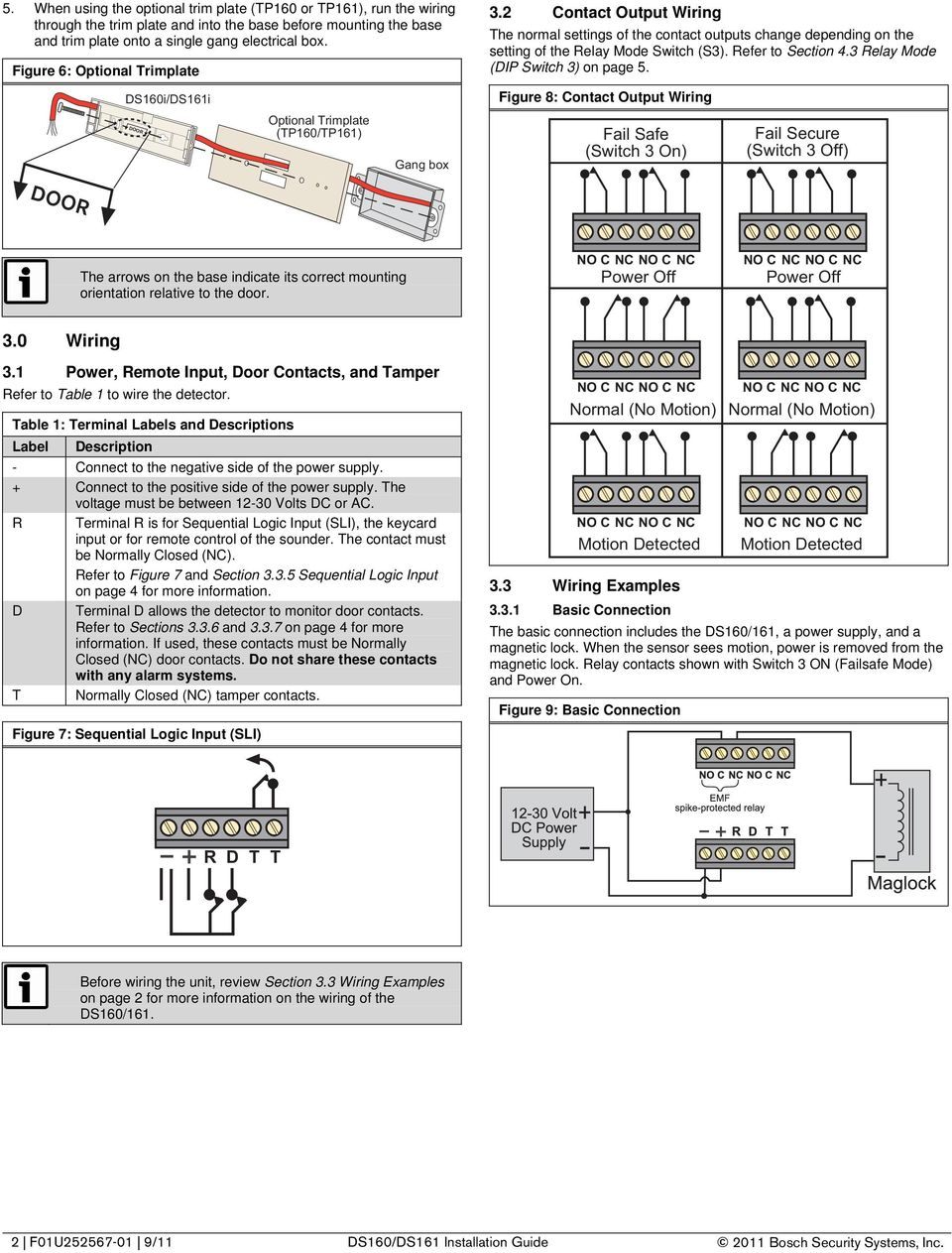 hight resolution of 2 contact output wiring the normal settings of the contact outputs change depending on the setting