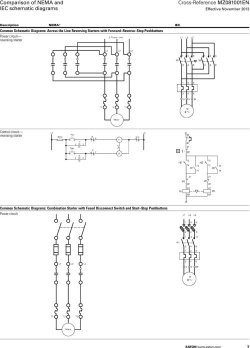 small resolution of reversing starter control circuit reversing starter common schematic diagrams
