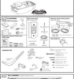 m55 residential garage door operator pdf [ 960 x 1398 Pixel ]