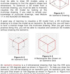 AutoCAD 3D I. Module 6. Visualizing Multiview Drawings. Curriculum  Development Unit PREPARED BY. August PDF Free Download [ 1517 x 960 Pixel ]