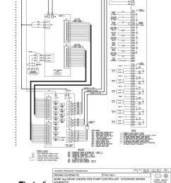 iixg diesel engine fire pump controller standard wiring [ 960 x 1241 Pixel ]