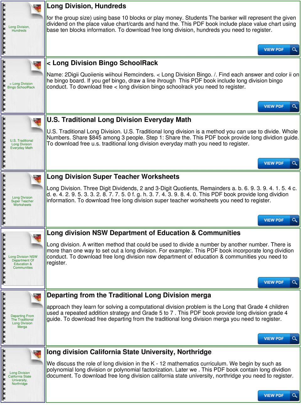 hight resolution of Long Division Of Polynomials Kuta - PDF Free Download