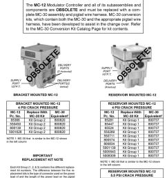 refer to the mc 30 conversion kit catalog page for kit contents supply port [ 960 x 1422 Pixel ]