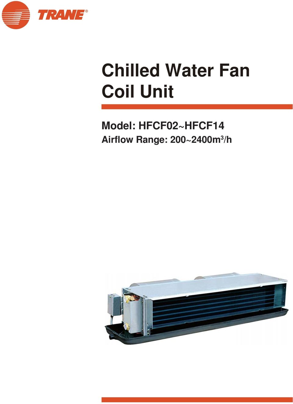 medium resolution of chilled water fan coil unit pdf trane air handler wiring diagram trane fan coil unit wiring diagram