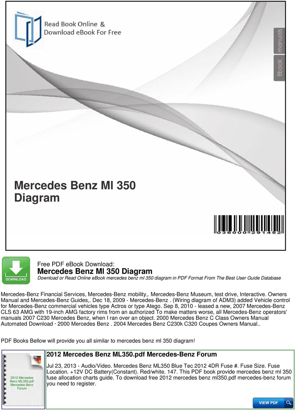 medium resolution of  mercedes c230 fuse diagram sep 8 2010 leased a new 2007 cls 63 amg with 19
