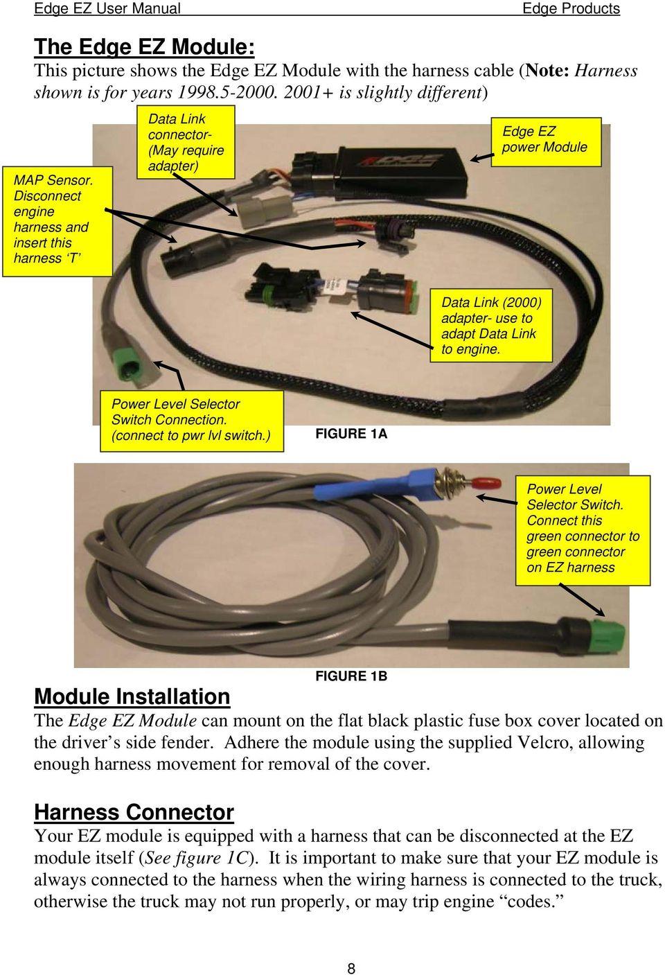 hight resolution of dodge cummins 5 9l 24 valve edge products ez module installation 1995 ez go wiring diagram edge ez wiring diagram