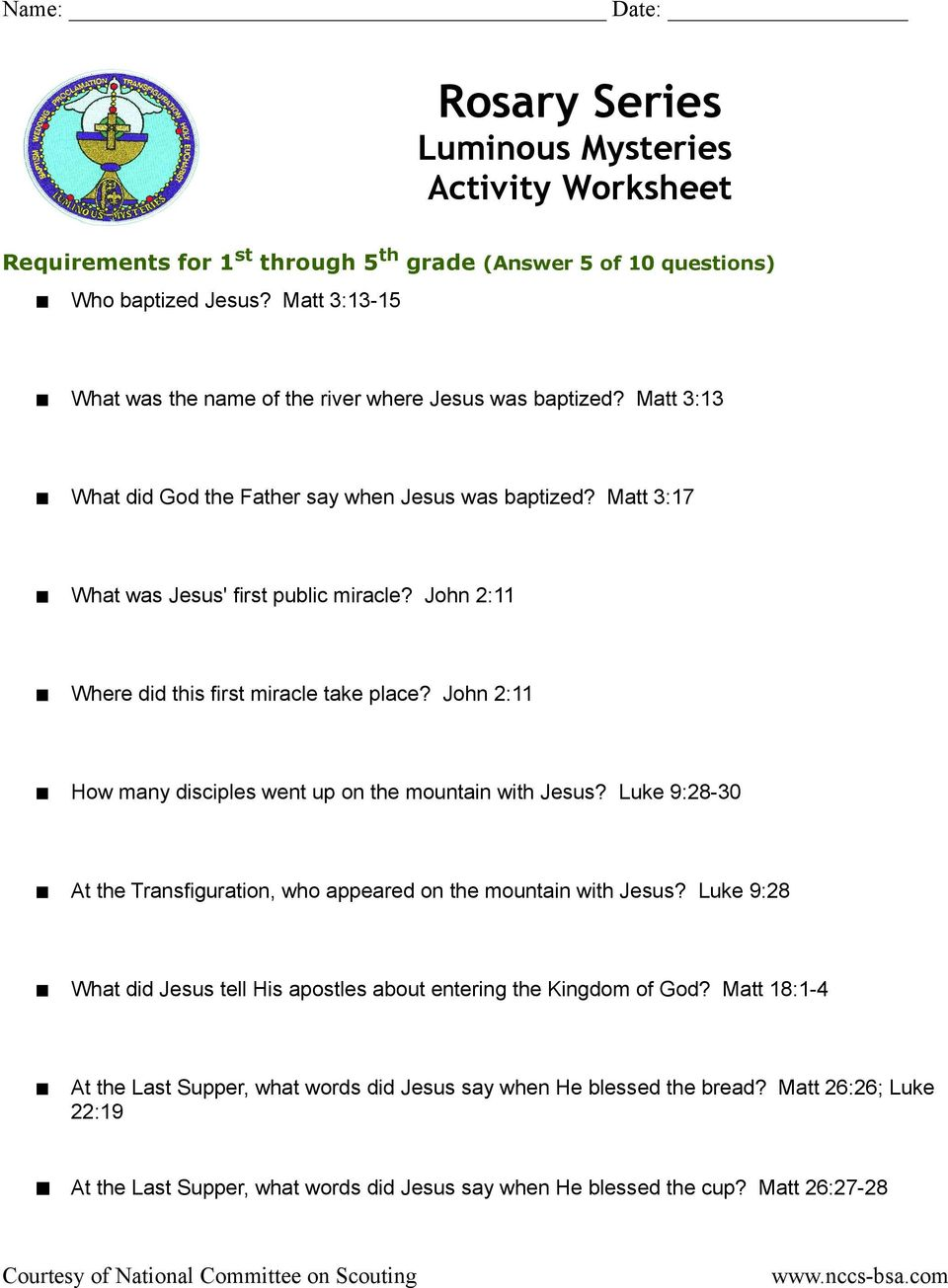medium resolution of These Worksheets Can be Used Individually or for Group Instruction.  Worksheets are Broken Out by Ages or Grades if Appropriate - PDF Free  Download