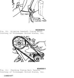remove valve cover and camshaft cover place camshaft at tdc see fig 10 [ 960 x 1418 Pixel ]