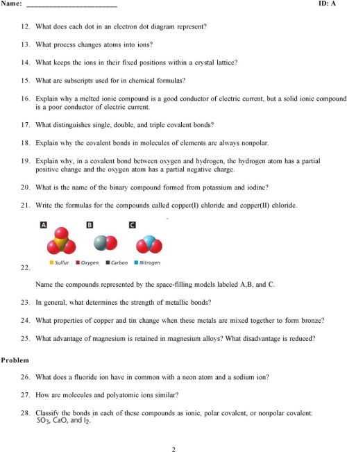 small resolution of 17 what distinguishes single double and triple covalent bonds 18 explain