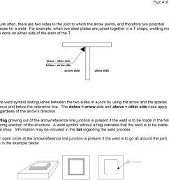 bevel fillet weld symbol field acceptance of field welding guide [ 960 x 977 Pixel ]
