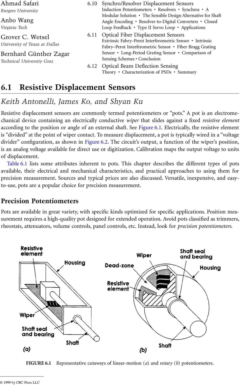 hight resolution of loop feedback type ii servo loop applications 6
