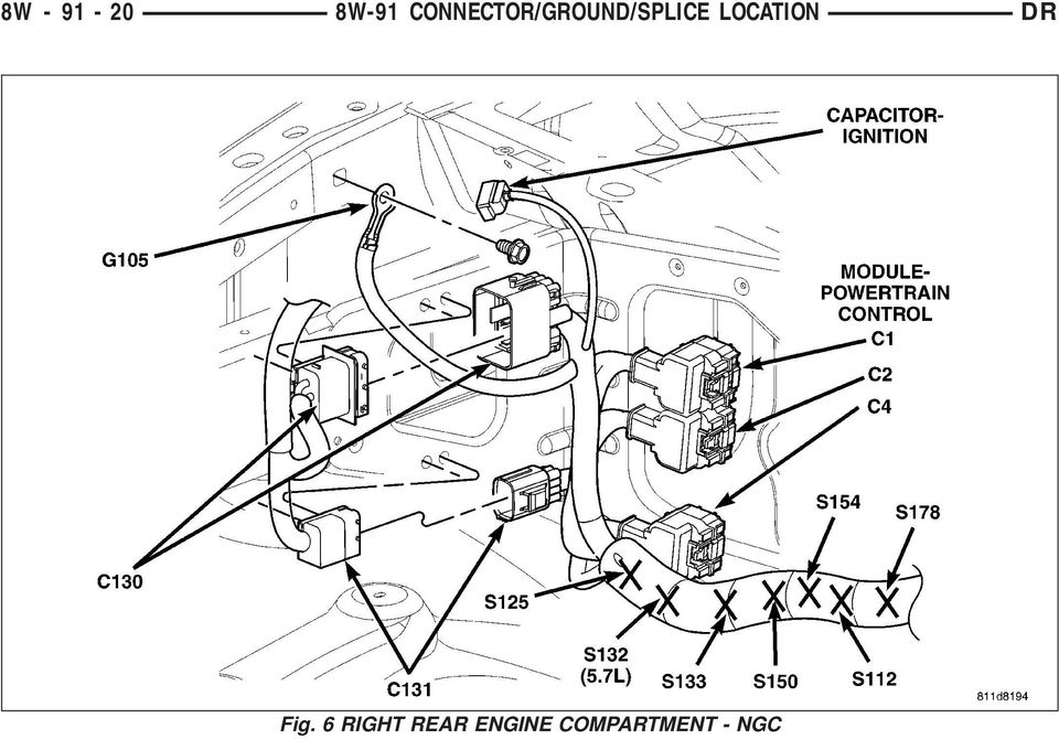 79 Corvette Engine Compartment Wiring Diagram. Corvette