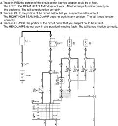 toyota electrical wiring diagram workbook wiring schematic diagrambody electrical toyota electrical wiring diagram workbook 1999 toyota [ 960 x 1299 Pixel ]