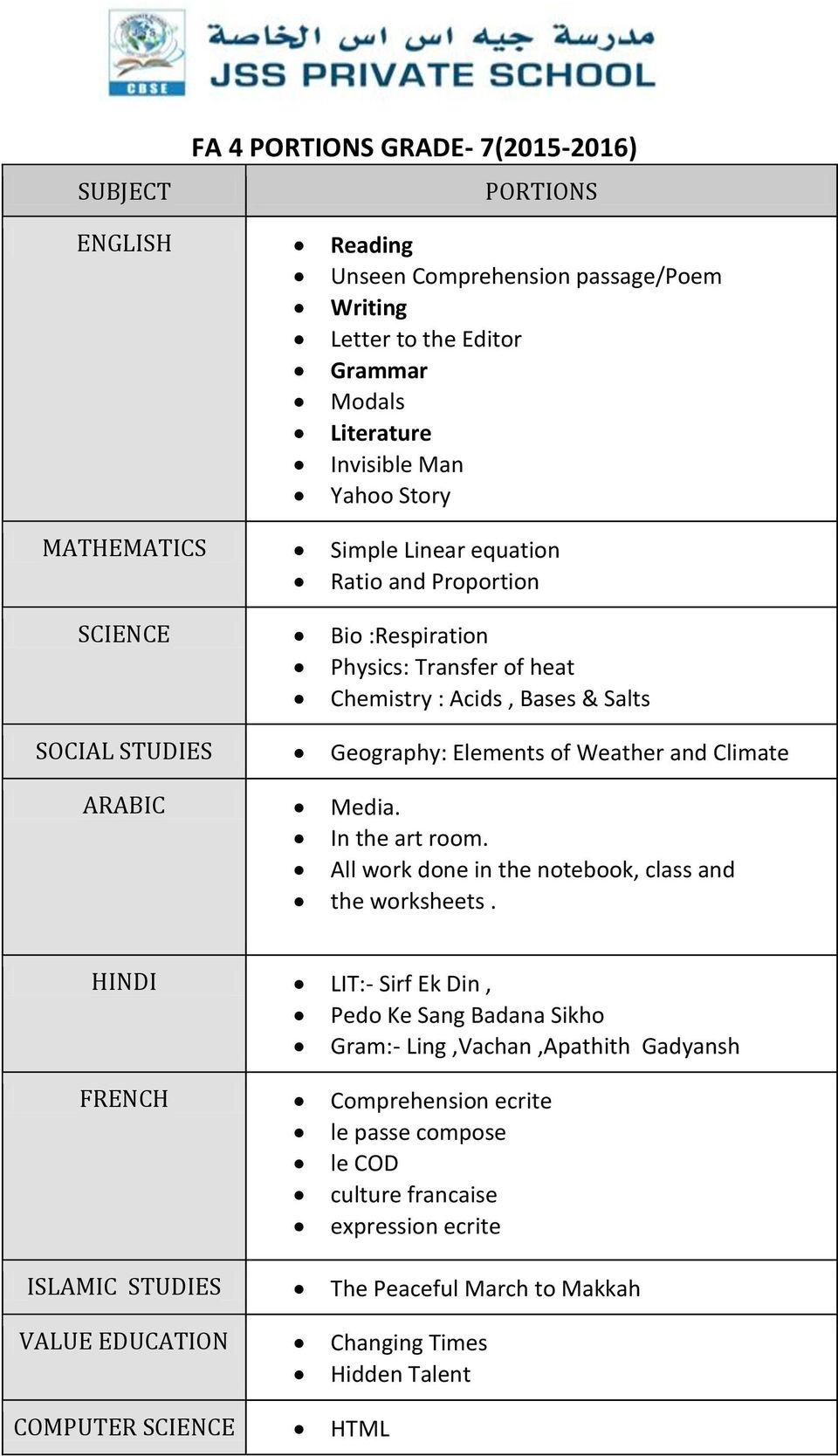 medium resolution of FA 4 Portion Grade 2 ( ) - PDF Free Download