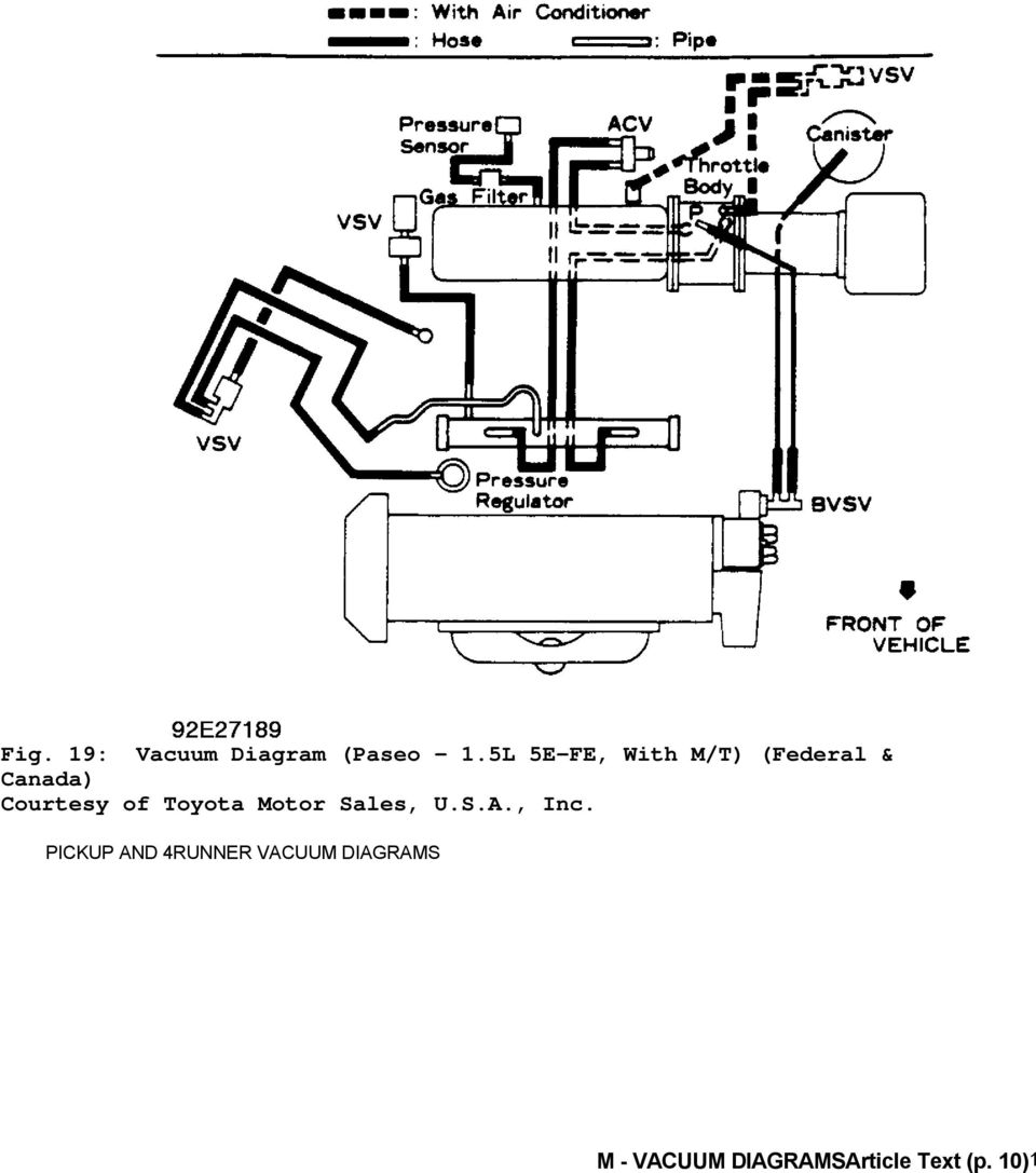 hight resolution of pickup and 4runner vacuum diagrams m