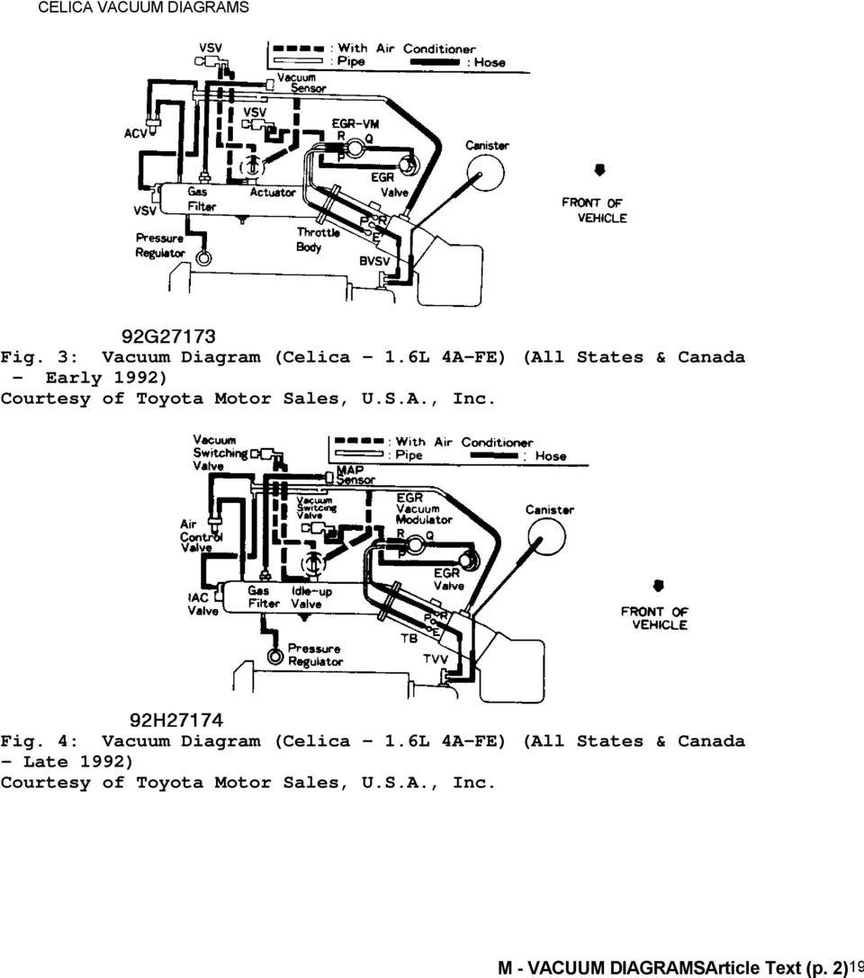 medium resolution of 4 vacuum diagram celica 1