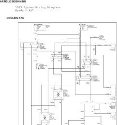 system wiring diagrams mazda  [ 960 x 1395 Pixel ]