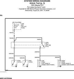 5 system wiring diagrams article text p 4 power antenna circuit power door locks [ 960 x 869 Pixel ]