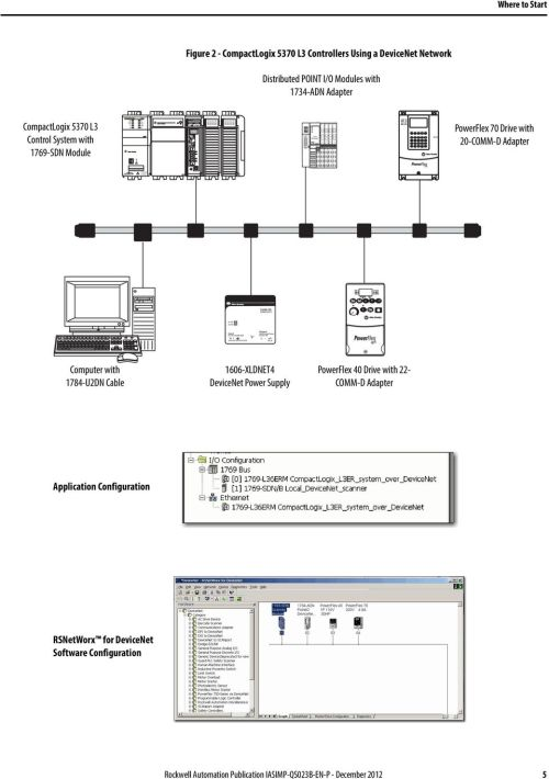 small resolution of 2 rear computer with 1784 u2dn cable 1606 xldnet4 devicenet power supply