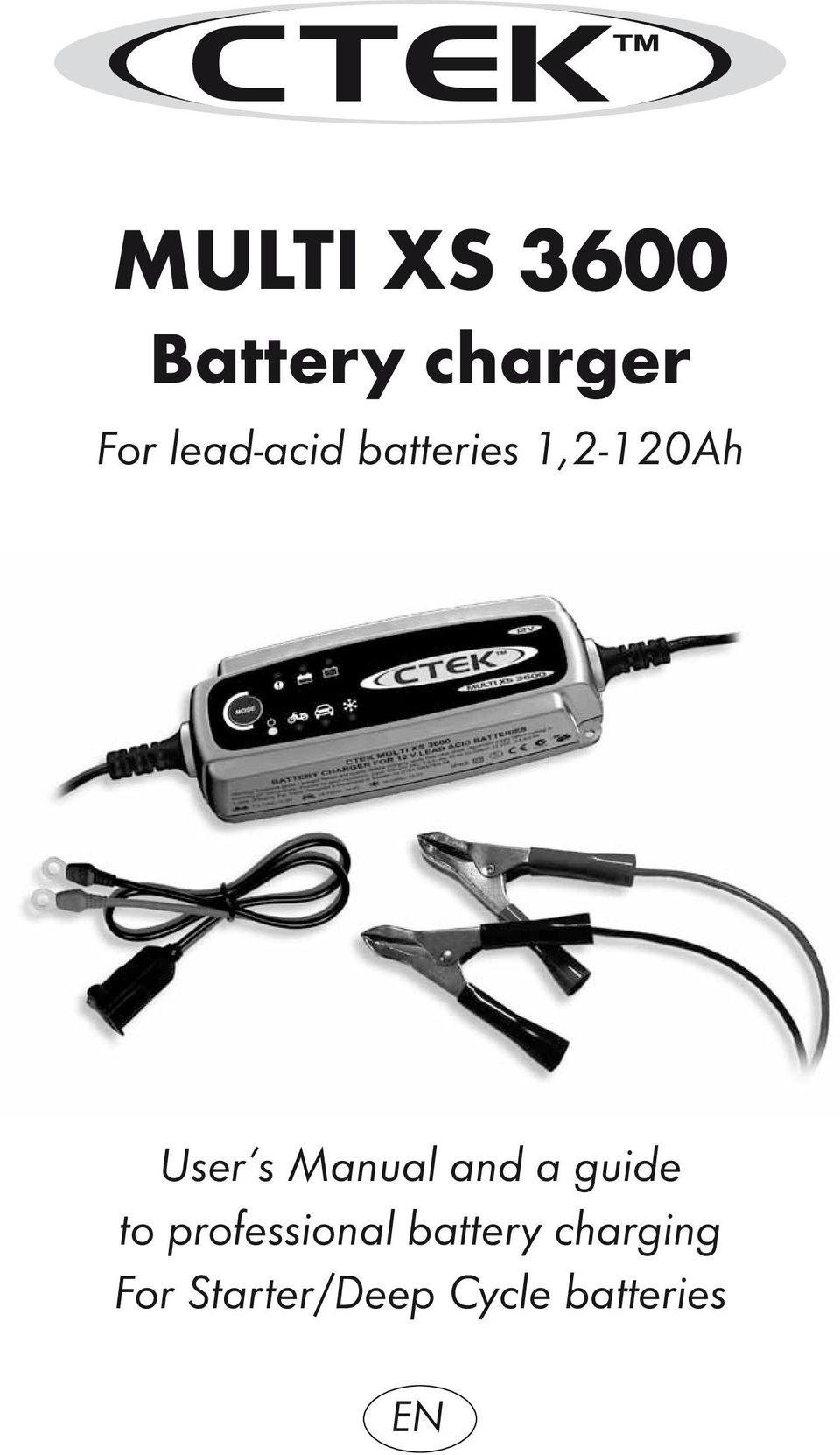 Mode Demploi Chargeur Bosch C3
