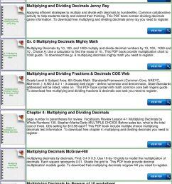 Multiplying Decimals Word Problems 5th Grade - PDF Free Download [ 1385 x 960 Pixel ]