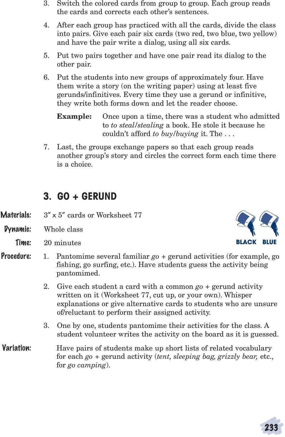 medium resolution of Gerunds and Infinitives - PDF Free Download