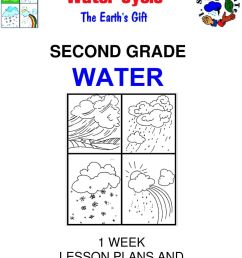 SECOND GRADE 1 WEEK LESSON PLANS AND ACTIVITIES - PDF Free Download [ 1166 x 960 Pixel ]