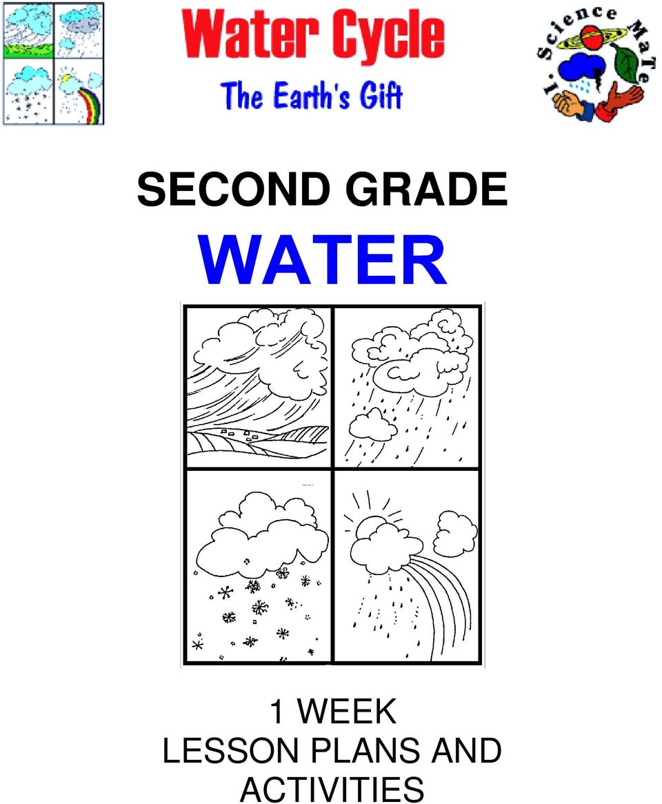 hight resolution of SECOND GRADE 1 WEEK LESSON PLANS AND ACTIVITIES - PDF Free Download