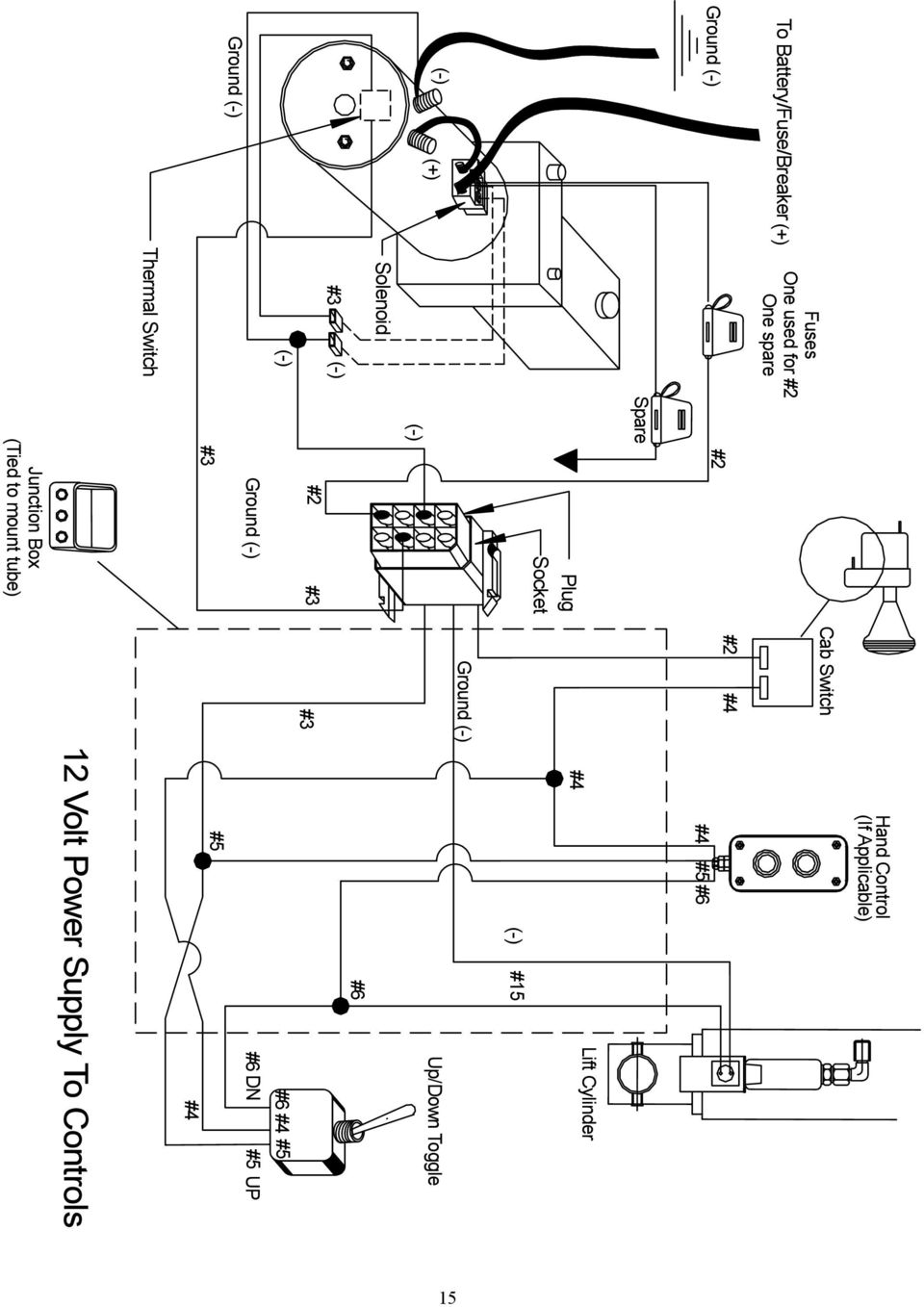 mbb interlift wiring diagram for 83269925